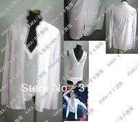 100% новый блеск конкурс камни Человека Латинской shirt KAKA M057 (каждый цвет, ecah размер)