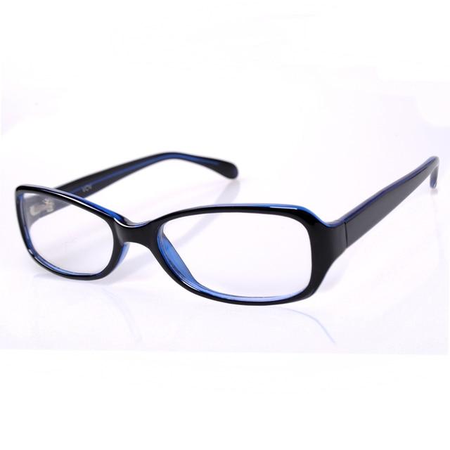 Vov high quality myopia female eyeglasses frame full frame plain ...