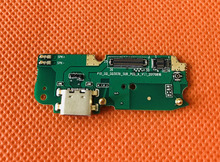 Kullanılan Orijinal USB Fişi Şarj Kurulu + mikrofon mikrofon Ulefone T1 Helio P25 Octa Çekirdek 5.5 inç FHD Ücretsiz kargo