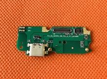 Tablero de carga de enchufe USB Original usado + Micrófono para Ulefone T1 Helio P25 Octa Core 5,5 pulgadas FHD envío gratis