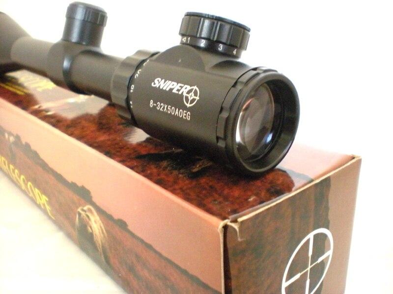 Zielfernrohr Mit Entfernungsmesser Defekt : Jagd bereich sniper 8 32x50 aoeg zielfernrohr taktische rahmen matte