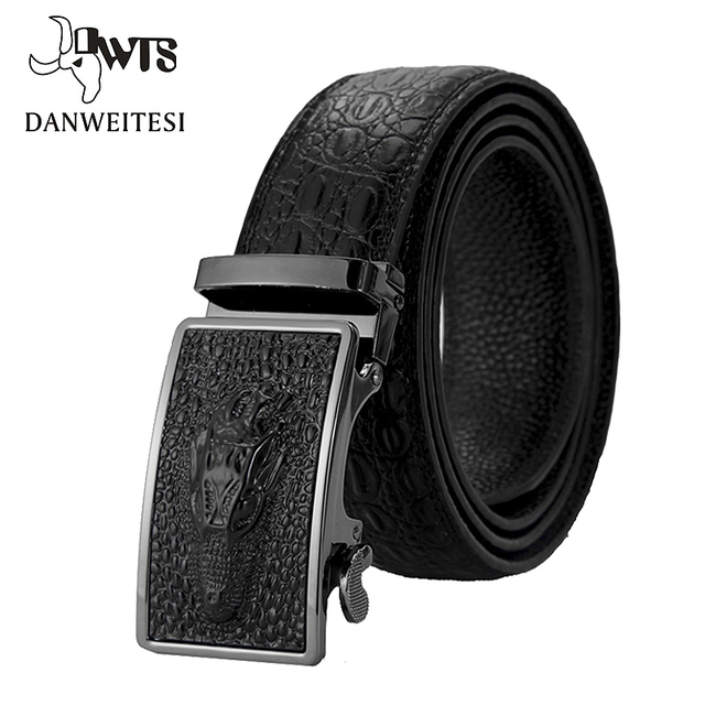 2016 New Arrival Mans Genuine Leather Belt Causual Leather Belt Men Luxury Brand Designs Cowhide Straps Buckle Belt