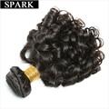 Spark Brazilian Bouncy Curly Hair Bundles Human Hair Weave 8