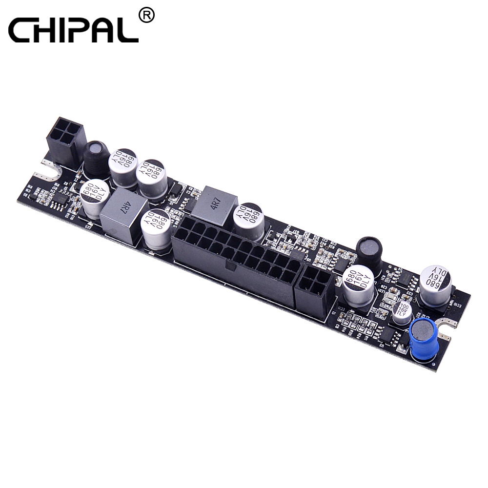 hight resolution of chipal lr1107 180w 12v dc 24pin atx switch psu adapter card mini itx 24 pin pc power supply module for htpc peak pico desktop