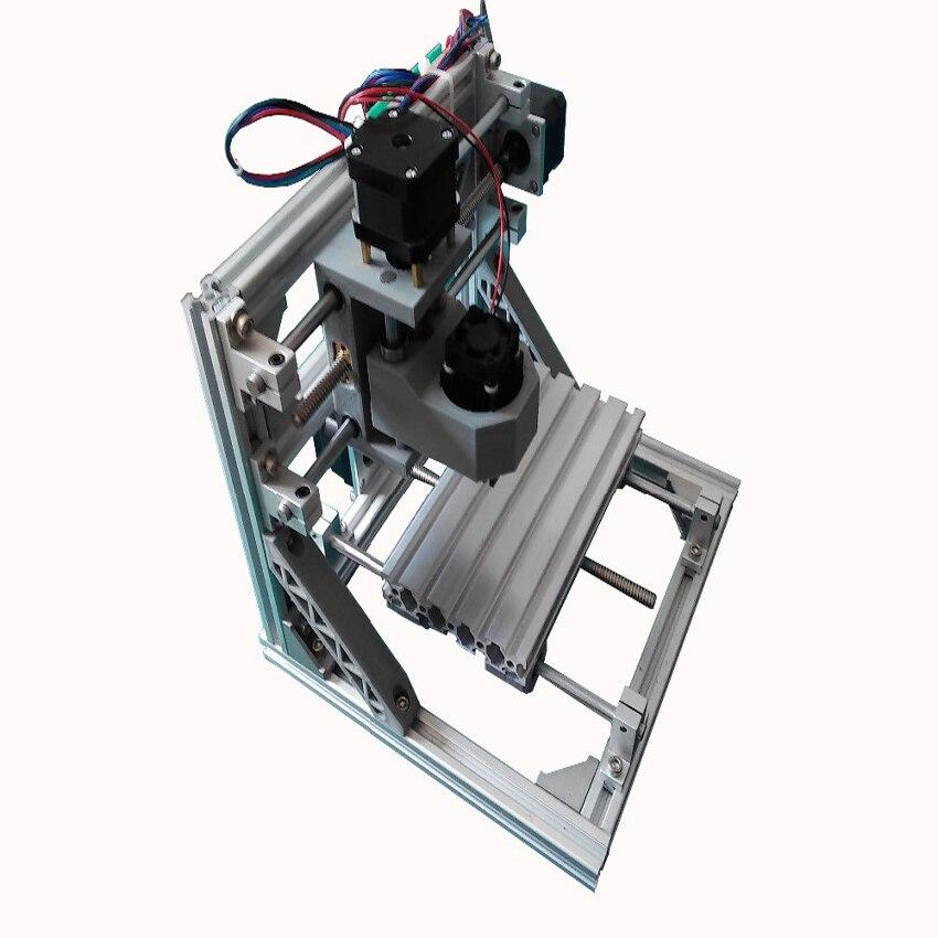 1 vnt mini CNC mašina pasidaryk pats plastikas, akrilas, PVC, pcb, - Medienos apdirbimo įranga - Nuotrauka 3