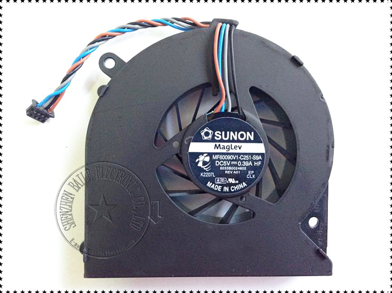 Cooling fan for HP ProBook 4230 4230S CPU fan, 100% Brand new 4230 4230Slaptop cpu cooling fan cooler, Good quality 4230 cpu fan thumbnail