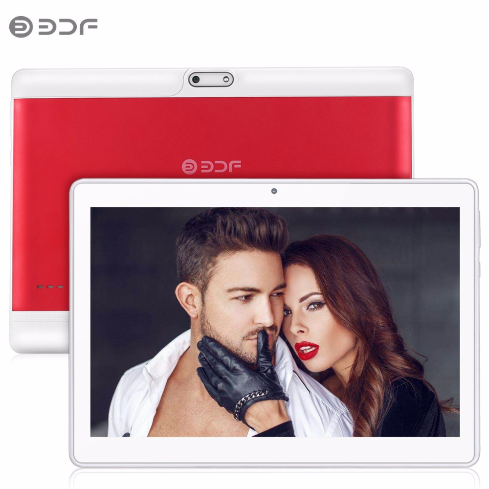 BDF 10 Inch Android 6.0 Inch Tablet PC Quad Core 3G Phone Call WiFi SIM Card Pc Tablet 2G+16G 1280*800 IPS LCD 2GB+16GB 10 inch tablet pc quad core tablet android 5 1 tablet pc ips 2g ram 32gb rom wifi 3g phone call dual sim card