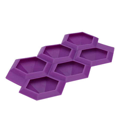 Dropshipping Diamond Shape Ice Cube Maker Ice Tray Ice Cube Mold Storage Containers Islamabad