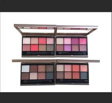 Kazier 8 colors  eye shadow powder smoky makeup Grapefruit earth color nude make-up tray lasting not dim dyeing