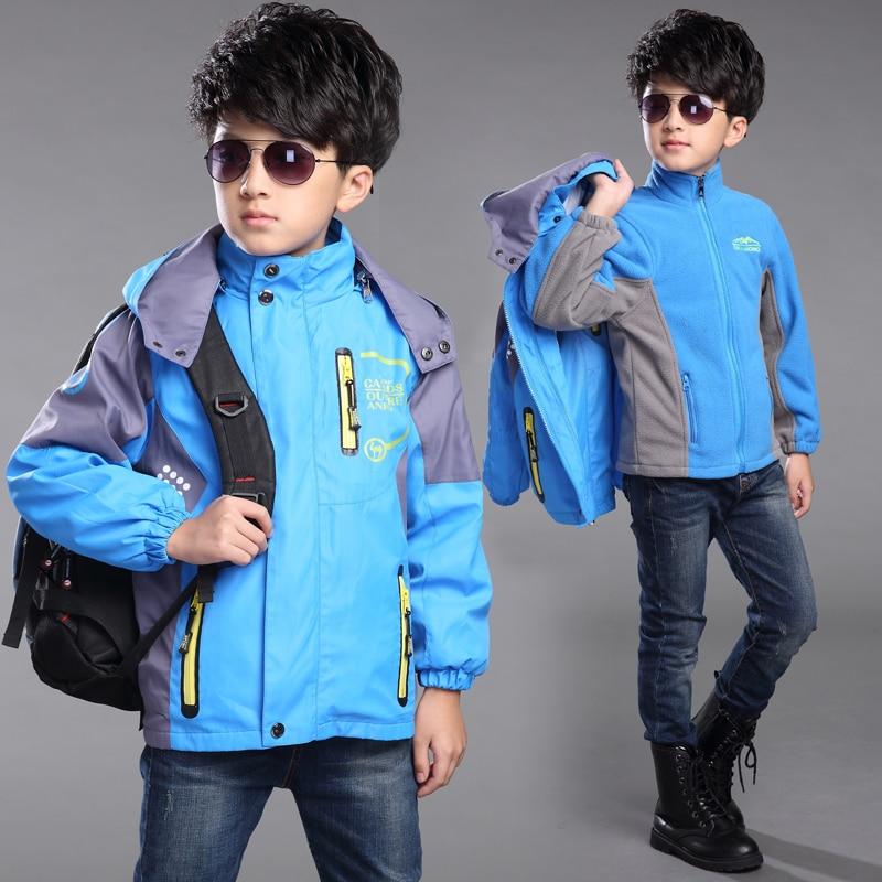 ФОТО Teenage boy spring plaid coat   New boy full jacket &boys outerwear  kids clothes & green turn-down collar & 11&12 age kids coat
