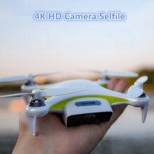 Profesional intelijen selfile mini RC drone 13MP CAM aliran optik 4 K HD Kamera pintar RC portabel GPS Drone vs breeae dobby