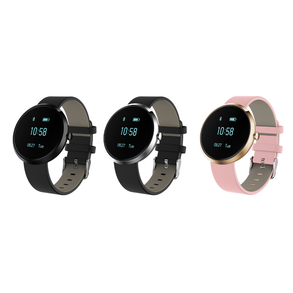 original S10 Blood Pressure Tracker Wristwatch for Android IOS with Heart Rate Alcohol Allergy Phone Call
