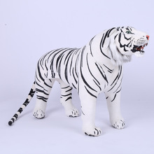 New Big Size 60cm/65cm/75cm Length Tiger Plush Toy, Simulation Doll, Home Accessories Gift Toys Juguetes Brinquedos