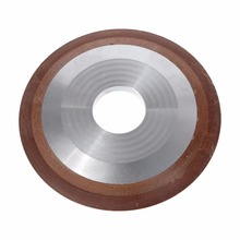 цена на OOTDTY Replacement 125mm One Tapered Side Plain Resin Diamond Saw Blade Grinding Wheel   2mm x 8mm