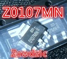 цена на 10pcs Z0107MN Z7M SOT-223 Z0107 Z0107M 27M new original