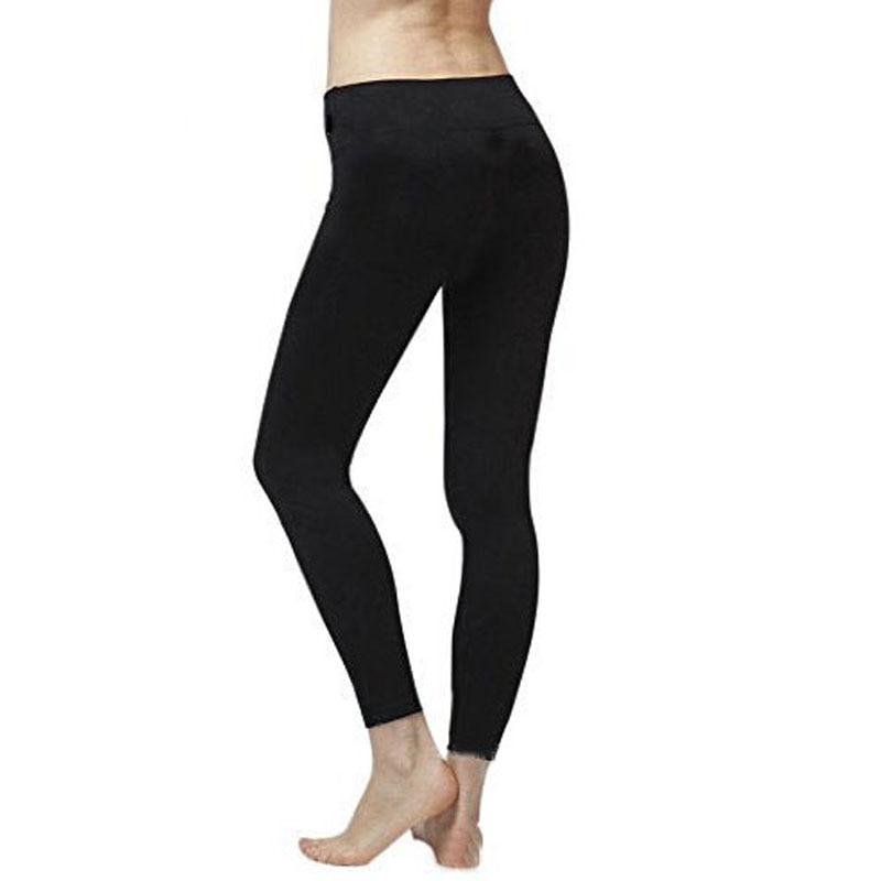 Vysoce kvalitní neoprenové ženy fitness tělo kalhoty kalhoty sportovní hubnutí kalhoty doprava zdarma # ST0061