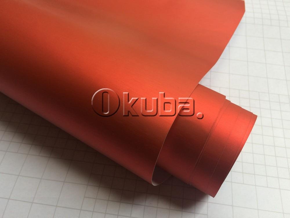 Red-Matte-crhrome-brushed-aluminum-vinyl-7