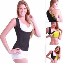 New Women Neoprene Shapers Slimming Fitness Body Shapewear Tank Corset Vest Good elasticity no sense of restraint With