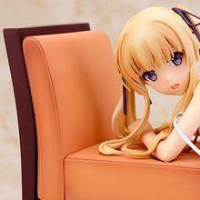 13,5 см ПВХ японского аниме фигурка saenai heroine no sodate-kata Eriri Spencer Sawamura фигурка Коллекционная модель игрушки