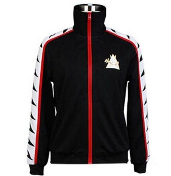 Iwatobi Swim Club Rin Matsuoka Deluxe Edition Uniform Jacket Coat Suit Cosplay Costume