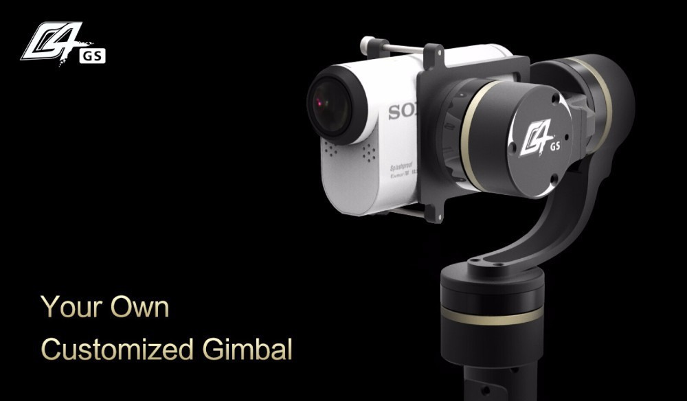 FeiYu gimbal for Sony AS series camera  3-axis brushless gimbal