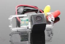 ДЛЯ SEAT Leon 1 P 5F MK2 MK3 2006 ~ 2016/Реверсивный Резервное копирование Камера/Автомобильная Стоянка Камеры/Камера Заднего вида/HD CCD Ночного Видения
