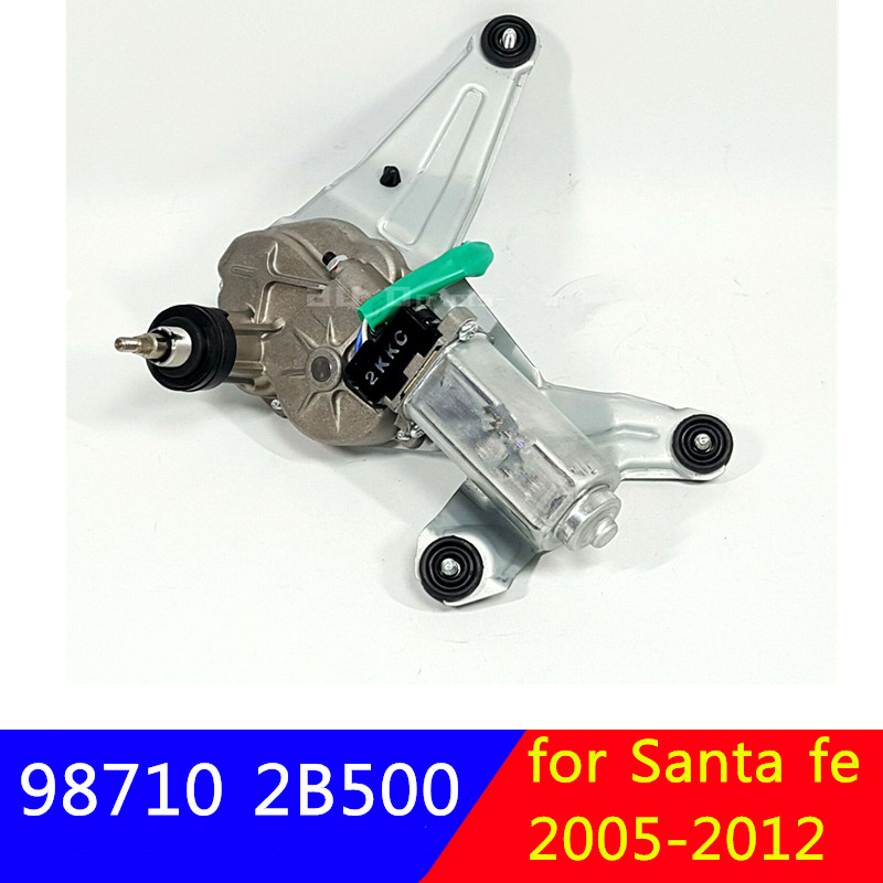 Genuine Rear Windshield Wiper Motor For Hyundai Santa Fe 2007-2012 987102B000 (987102B500) 98710-2B500 98710-2B000
