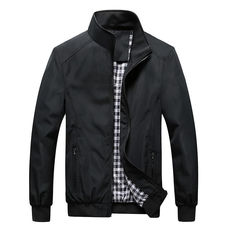New 2017 Jacket Men Fashion Casual Loose Mens Jacket ...