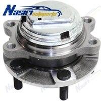 Front Wheel Hub & Bearing W/ABS Para Infiniti G35 G37 M45 M35 FX35 M56 370Z RWD 513334 40202-EG000 40202-EG06C 40202-1EA0A