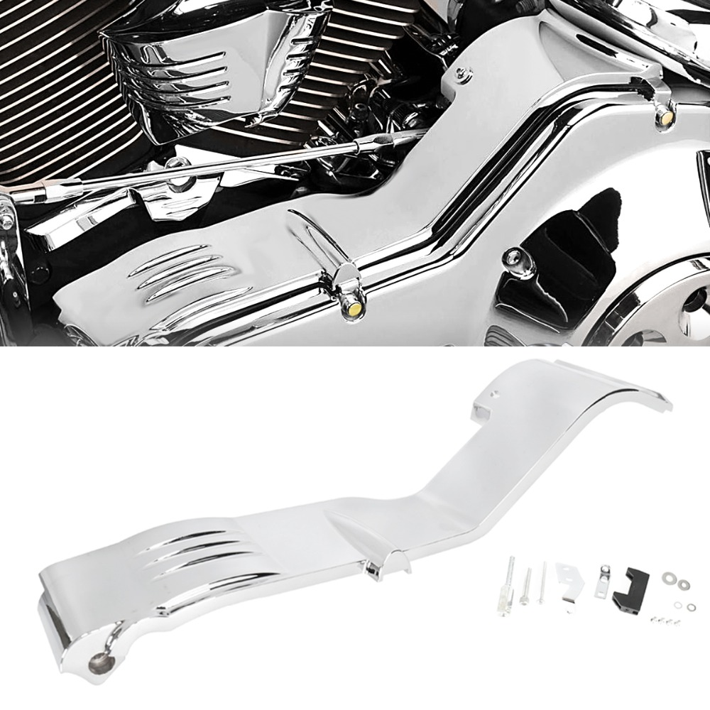 hight resolution of chrome inner primary covers for harley touring street glide road glide flhx fltr 1990 2003 2004 2005 2006 models