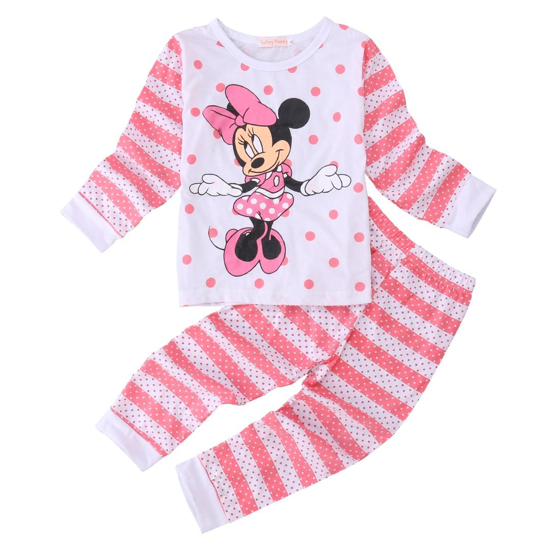 Пижамы и Халаты для девочек Minn