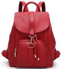 Вставить конструктор модный бренд новый натуральная кожа рюкзак женщин дизайнер рюкзак женский рюкзаки Горячие J280