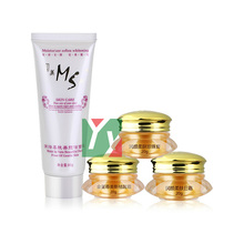 wholesale & retail Mei Si whitening freckle beauty face cream + cleanser  4pcs/set