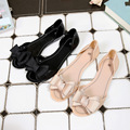 2017 Летняя мода женщины сладкий боути сандалии мягкие и удобные пляжная обувь