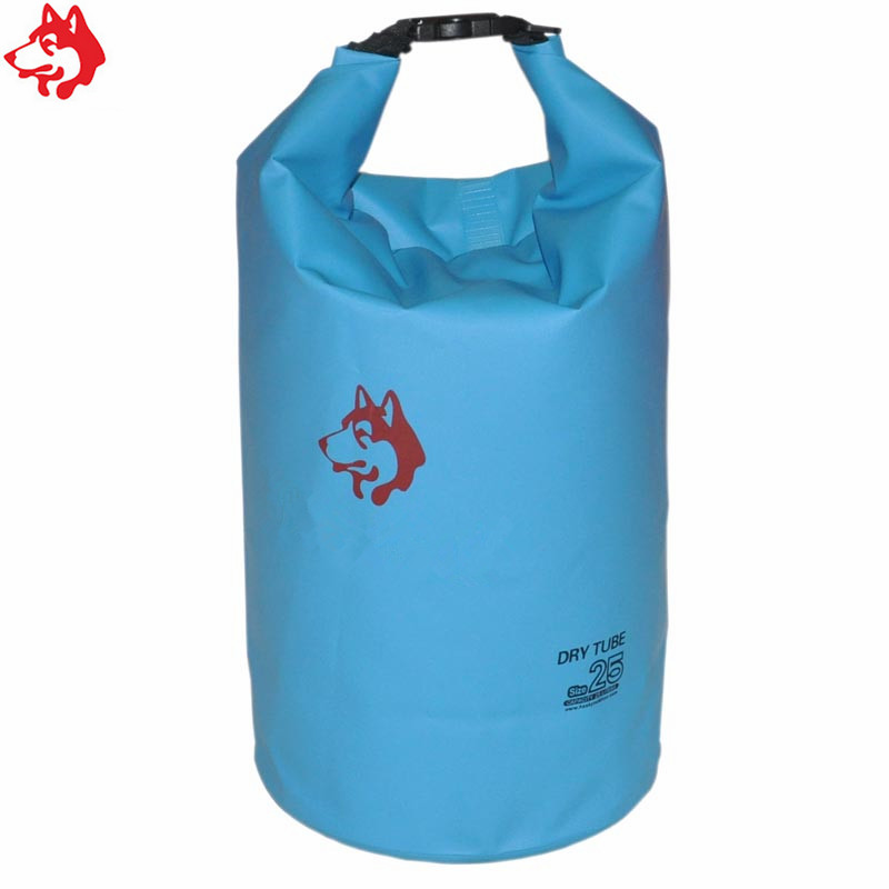 25L waterproof river trekking ocean pack outdoor  small  pvc hiking camping climbing swimming tarpaulin dry bag