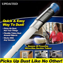 ФОТО multi-functional dust daddy brush cleaner dirt remover portable universal vacuum attachment tools