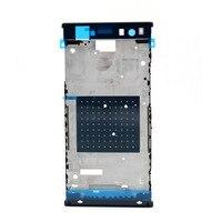 Moldura para Tela de Toque Digitador Substituição Compatível com Sony Xperia XA2 Ultra [Quadro SOMENTE]