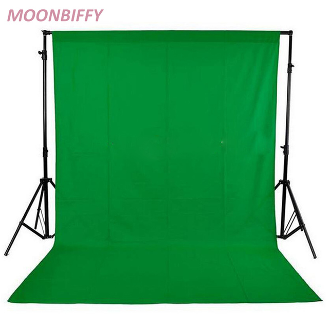1.6X3m fotografia Photography studio Green Screen Chroma key Background Backdrop for Studio Photo lighting Non Woven 3colors