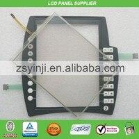 Membrane Switch keypad + Touch Glass for KRC KRC4 KR C4 00 168 334