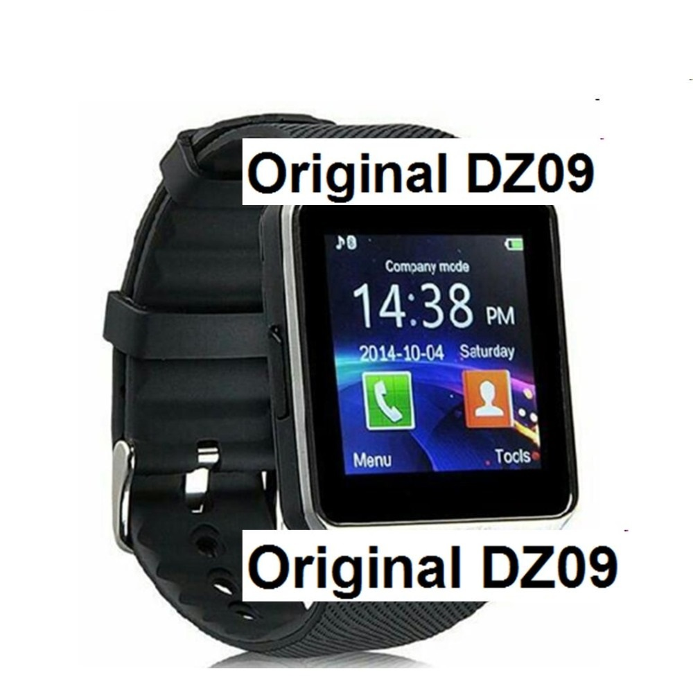 2016 Hot Selling SmartWatch Bluetooth Smart Watch DZ09 For Samsung Android IOS Phone Wearable Mobile Syn SIM In Watches From Consumer