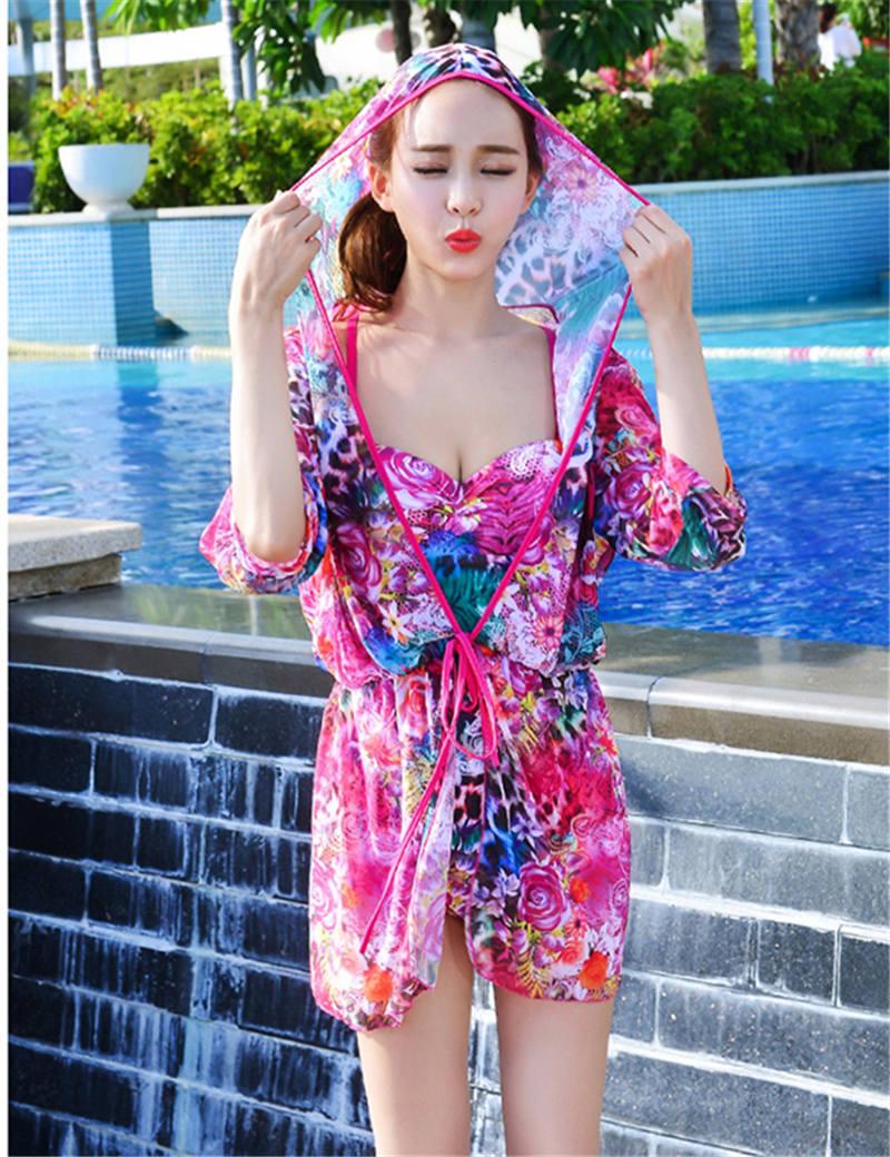 2pcs new arrival retail sleeveless girls swimsuit bathi