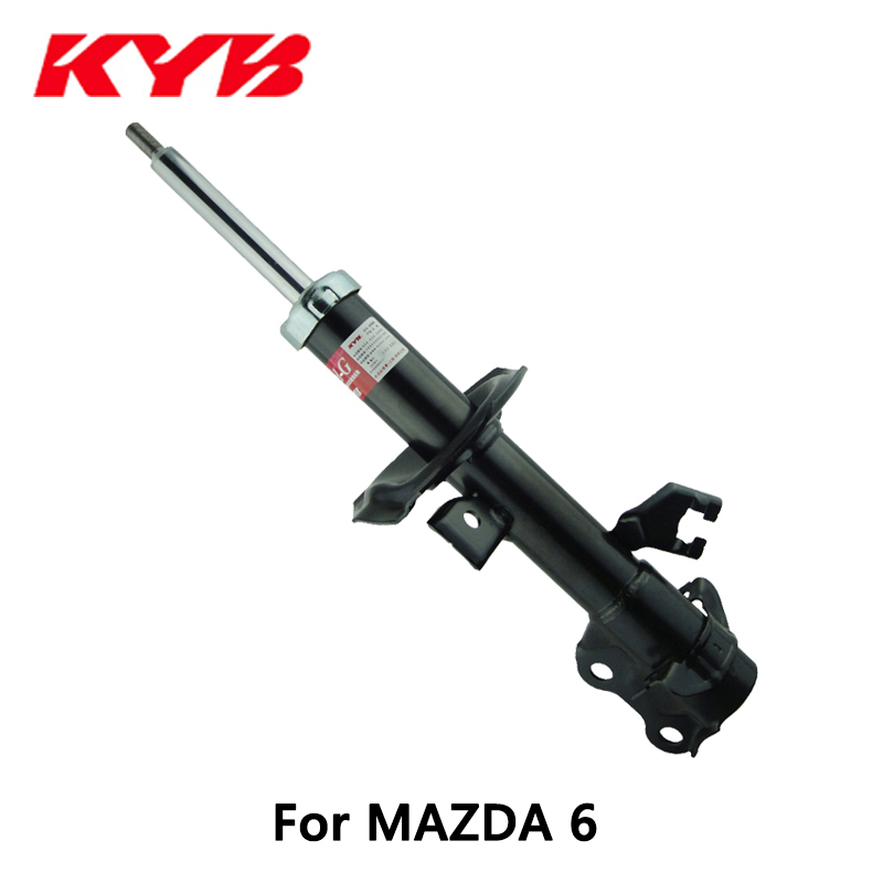 KYB car Right front shock absorber 341332 for MAZDA 6 auto parts kyb car left rear shock absorber 339217 for toyota highlander auto parts
