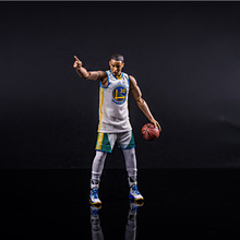 American Golden State Warrior basketball super star Action figures home game No.30 Stephen Curry 22cm 1:9 scale model doll toys