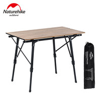 Naturehike 2019 New Barbecue picnic table Outdoor camping folding table portable field camping Tea table Camping Tables     -