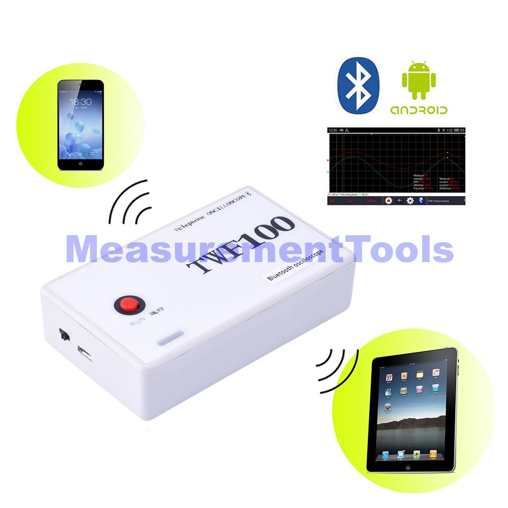 O096 Twf100 2ch Usb Digital Oscilloscope Pc Mini Esr Lcr Meter Ab5 For Sale Electroniccircuitsdiagramscom Bluetooth Support Android 40 Above Mobile Phone Pad In Oscilloscopes From Tools On