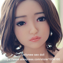 sex dolls head,silicone doll for men,sexy lips tongue,oral sex,month depth 13cm,Fit body:140,148,158,165,168cm