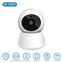 JOOAN Беспроводная ip-камера 1080 P HD smart WiFi Домашняя безопасность ночное видение Видеонаблюдение CCTV камера детский монитор