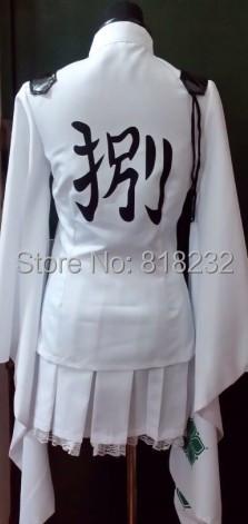Vocaloid Hatsune Miku Senbonzakura Gumi Kimono Uniform Dress Cosplay Costumes Whole Set