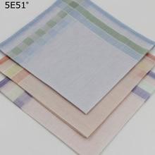 Women Children handkerchief cotton /ethnic style streak printed 30cm/Many Uses