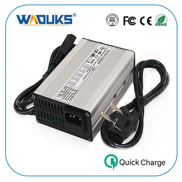 42 V 2.5A Li-Ion Batterij Oplader Voor 36 V 10 S Lipo/LiMn2O4/LiCoO2 Accu Ebike Gereedschap